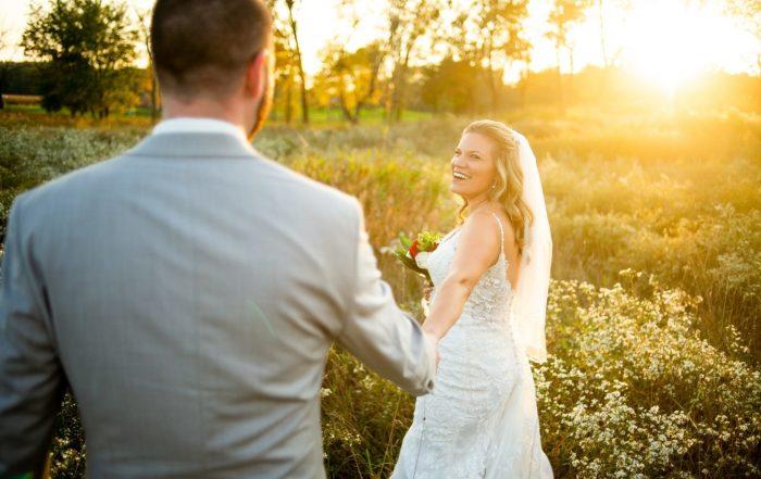Eaton Rapids wedding
